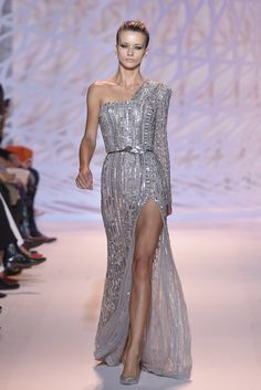 Zuhair Murad Couture Fall 2014 - Slideshow - Runway, Fashion Week, Fashion Shows, Reviews and Fashion Images - WWD.com