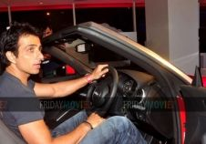 Celebs at the launch of Audi A3