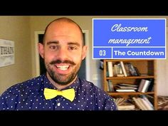 (2) Classroom management: The Countdown - YouTube