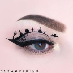 The beauty of Hawaii probably surpasses many other places. You can't own Hawaii, but you can own an impressive Hawaii style by this cute and passionate Hawaii Purple Colored Contacts from TTDeye. Edgy Makeup, Makeup Eye Looks, Eye Makeup Art, Crazy Makeup, Makeup Inspo, Eyeshadow Makeup, Makeup Inspiration, Makeup Eyes, Cute Halloween Makeup