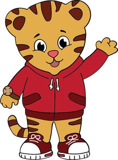 Who Is The Cartoon Character Daniel Tiger Momstown
