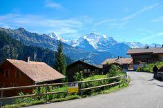 Isenfluh, Switzerland