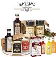 Watkins Products. Another door-to-door salesman.