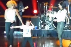 Dancing Boy Takes Over Little Big Town Concert [Watch] Little Big Town  #LittleBigTown