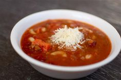 Olive Garden Pasta E Fagioli Soup in a Crock Pot (Copycat) ...