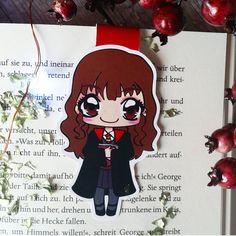 Signets magnétiques Hermione Granger  inspiré par Harry