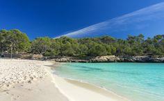Les plus belles plages de Méditerranée - Cala Mondrago, Majorque