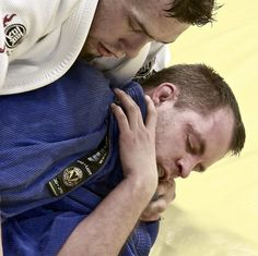 BJJ Purple belt grad sparring