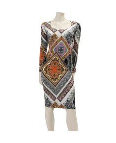 Philosophy Scoopneck Dress Moroccan Triangle. R1900. Shipping worldwide. Scoop Neck Dress, Moroccan, Philosophy, Triangle, Spring Summer, Blouse, Tops, Dresses, Women