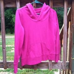 "Spotted while shopping on Poshmark: ""NEW LISTING solid pink hoodie by SO""! #poshmark #fashion #shopping #style #so #Tops"