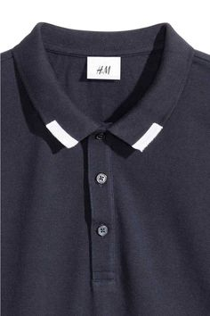Polo is another technical element , it's basically a button up with a neck collar, they're pretty fashionable now a days