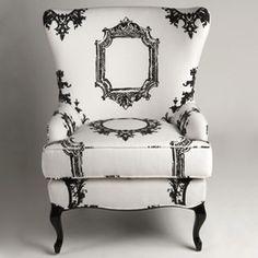 Chair. Pour l'accueil ou salle de visionnement