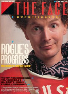 The Face June 1983 Talking Heads Prince Malcplm McLaren Bob Marley on Back Jerry Dammers, Fun Boy Three, The Face Magazine, Frankie Goes To Hollywood, Julie Walters, Gil Scott Heron, Pekinese, Kids Pop, Paul Weller