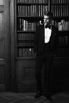 Gentleman for King Magazine - The Fashionisto Namjoon, Mixtape, Slytherin, Maxon Schreave, Black Tie, Black And White, The Fashionisto, Bts Rap Monster, Comme Des Garcons