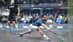 Channel VAS Championship Semis Roundup: Coll and Momen Set Up Final Clash - Professional Squash Association