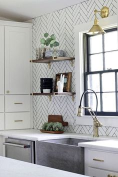 Kitchen Backsplash Alternatives 7 inexpensive alternatives to subway tile for your kitchen