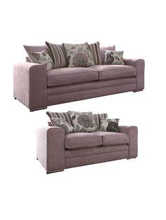rosseti 3seater 2seater sofa set