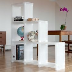 Shelving System Clear, £158, now featured on Fab.