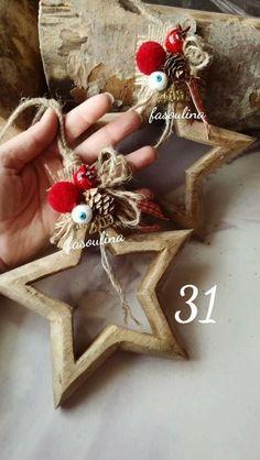 Christmas Lodge, Christmas Tag, Diy Christmas Gifts, Rustic Christmas, Winter Christmas, Xmas, Bird Ornaments, Christmas Ornament Crafts, Christmas Decorations