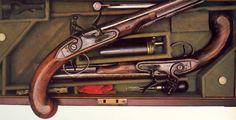 british pistols.