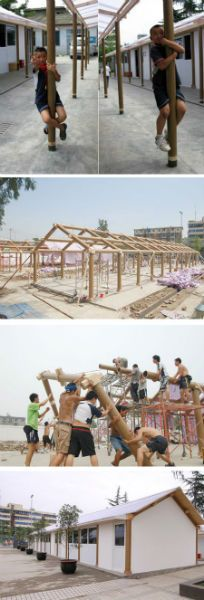 Shigeru Bans Paper Tube School 8 Amazing Things Made With Cardboard Tubes