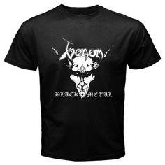 >> Click to Buy << New VENOM Black Metal Rock Band Men's Black T-Shirt Size S to 2XL Casual T Shirt Male Short Sleeve Pattern  Basic Models #Affiliate