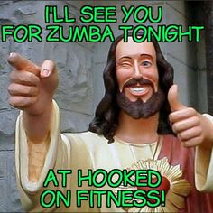#Zumba happens each and every Wednesday night at 7pm at the #HookedOnFitness Studio! Come on up and see why we were just voted #BEST #GroupFitness Studio in #Philly and join the party... Ain't no #Party like a #Zumba Party at #HookedOnFitness  #BestInPhilly #GroupFitness #PhillyPersonalTrainer #FitFam #BestInPhilly #BestInPhillyJustGotBetter Another shot from #HookedOnFitness