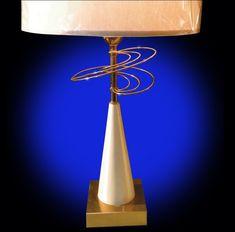 Gorgeous REMBRANDT Mid Century 50's VTG atomic space age sputnik lamp   Collectibles, Lamps, Lighting, Lamps: Electric   eBay!