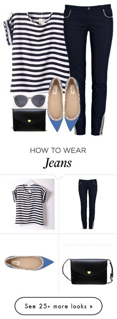 """""""Day Break"""" by westcoastcharmed on Polyvore featuring sass & bide, Valentino and myfriendshop"""