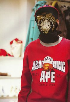 a_bathing_ape lurve_magazine