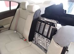 Honda Civic Hybrid Battery 1