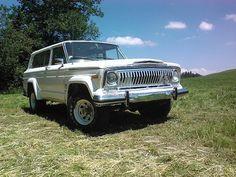 1978 Jeep Cherokee Chief S :-)  La mienne