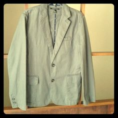 21 Men Awesome gray men's jacket. Used once. Excellent condition. Forever 21 Jackets & Coats