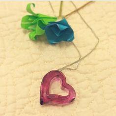 4f40cb661 Swarovski Heart Necklace Authentic Swarovski necklace, new in box, never  worn. 24$ on depop. Swarovski Jewelry Bracelets