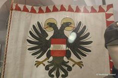 Austrian Flag, Military Historical Institute/ Army Museum