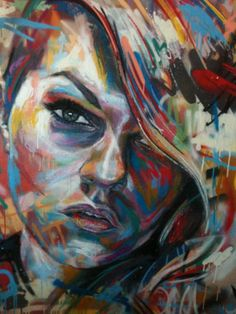 picture of my daughter done by David Walker!