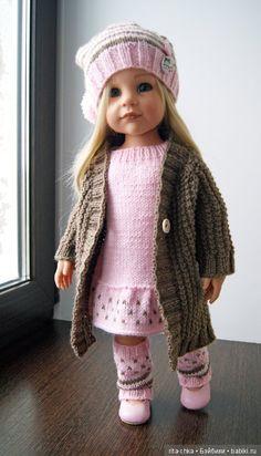 Костюмчик для кукол Готц Gotz и других подобных кукол / Одежда для кукол / Шопик. Продать купить куклу / Бэйбики. Куклы фото. Одежда для кукол