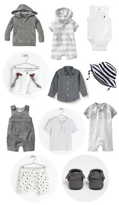 summer clothes for baby boys