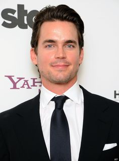 Celebrities Who Came Out.  As a huge White Collar fan, I was truly shocked when Matt Bomer came out.  My son called it though.  Doesn't matter, he's hot one way or the other!!!