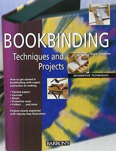 Bookbinding: Techniques and Projects por Josep Cambras https://www.amazon.com.br/dp/0764160842/ref=cm_sw_r_pi_dp_U_x_z6bwAb8QXP1Q3