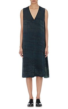 We Adore: The Matte Satin Dress from Pas de Calais at Barneys New York