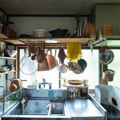 Best Interior, Interior And Exterior, Interior Design, Kitchen Decor, Kitchen Design, Japanese Kitchen, Larder, Cottage Homes, Home Kitchens