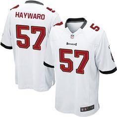 d6af5157319214 Men Nike Tampa Bay Buccaneers  57 Adam Hayward Limited White NFL Jersey  Sale nfl jersey concepts