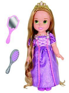 Disney Princess My First Toddler Doll - Rapunzel | Walmart.ca