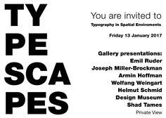 invito per Typescapes