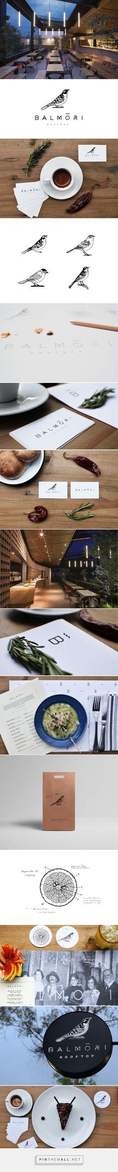 Balmori Roofbar Branding on Behance | Fivestar Branding – Design and Branding Agency & Inspiration Gallery