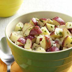Lemon Vinaigrette Potato Salad Recipe Recipe - Key Ingredient