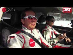 【SnowDST#10】スバル・レガシィ・アウトバック vs スバルS4 - YouTube