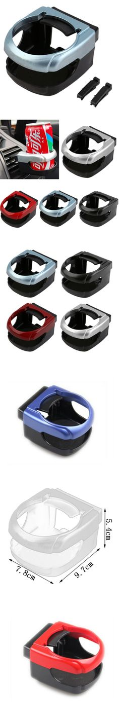 Car Truck Vehicle Air Condition Vent Outlet Can Drinking Water Bottle Coffee Cup Mount Stand Holder Accessories new Clip-on Auto