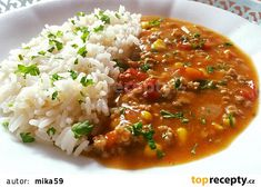 Chana Masala, Food Videos, Risotto, Chili, Curry, Food And Drink, Soup, Cooking Recipes, Menu